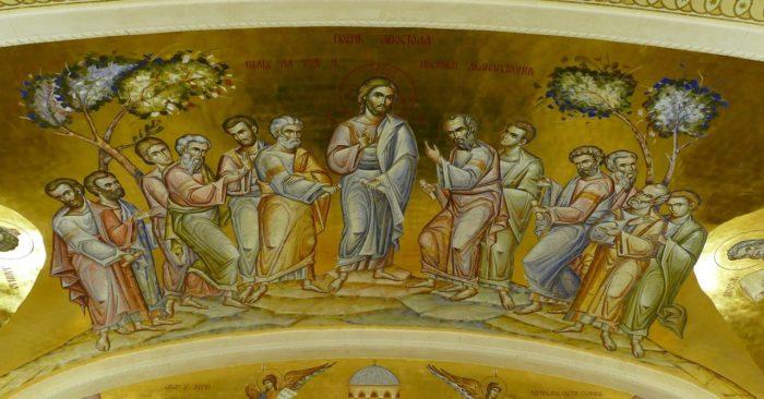 jezus es az apostolok