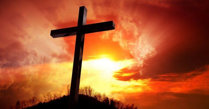 jezus keresztje