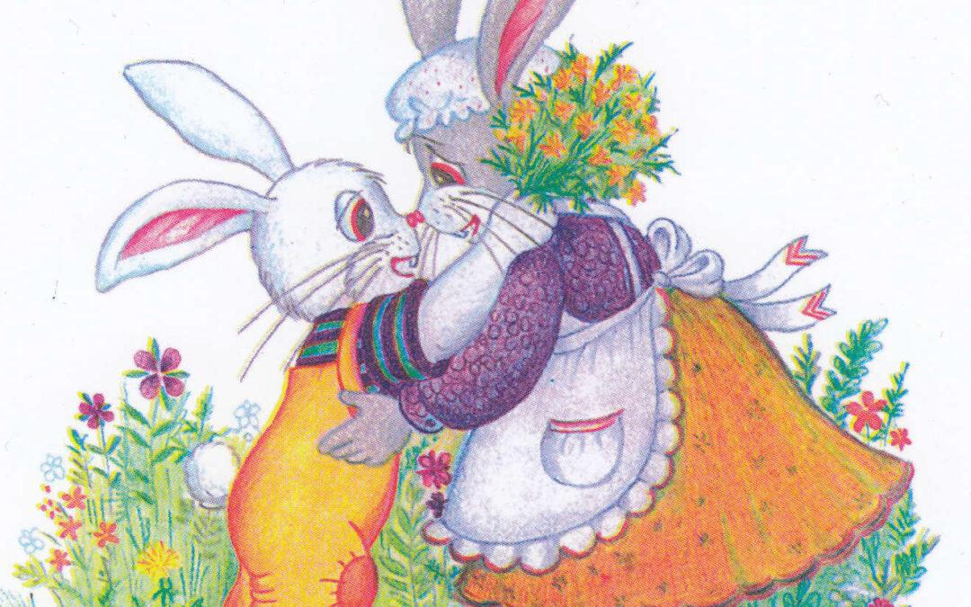 Fésűs Éva mesebirodalma húsvétra