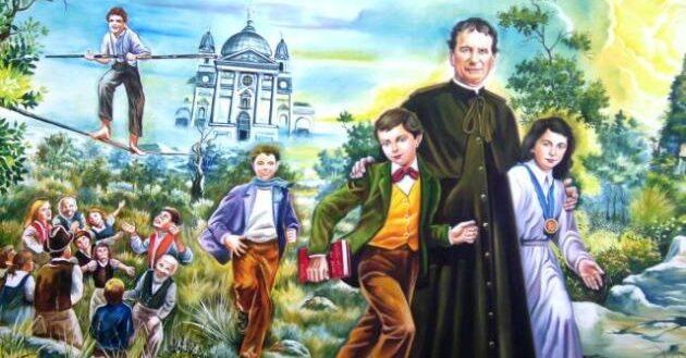 Az evangélium öröméről Don Boscóval