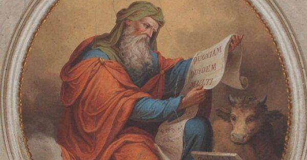 Szent Lukács életregénye